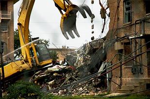 Tearing down B.W. Cooper